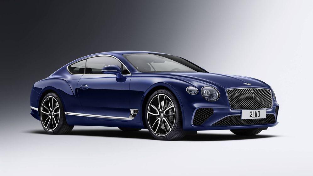 Foto: Bentley Continental GT, 14 años y 66.000 unidades
