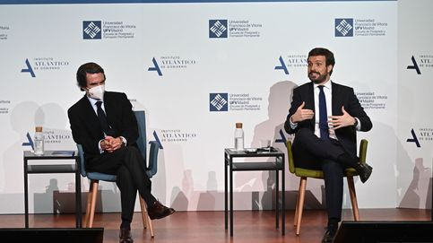 La 'tournée' de Aznar, ¿a quién ayuda?