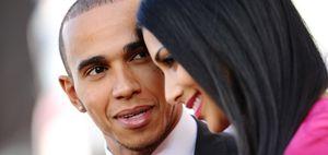 Nicole Scherzinger y Lewis Hamilton no esconden su reconciliación