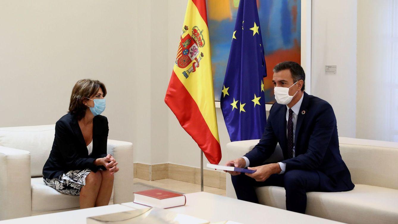 Sánchez se compromete a reformar el delito de sedición para atraer al PDeCAT a los PGE