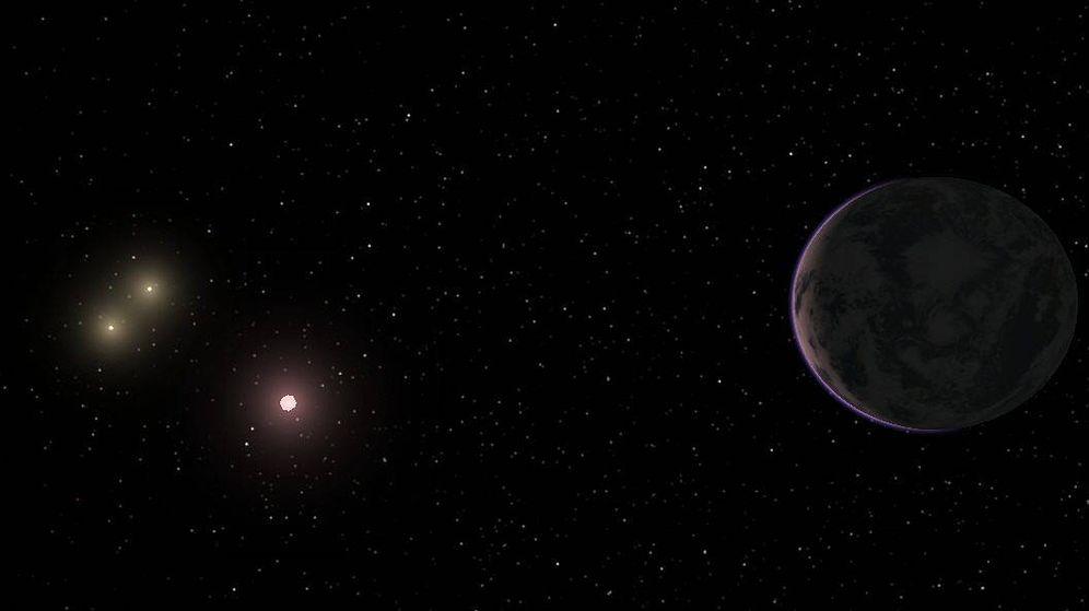 Foto: La NASA descubre 'supertierra' con posibilidad de vida (EFE)
