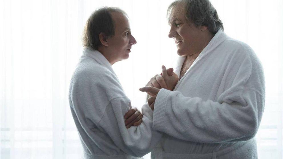 Houellebecq y Depardieu, la decadencia del hombre occidental