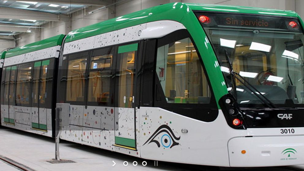 Metro de Málaga se estrena con 5 años de retraso y no llega al centro