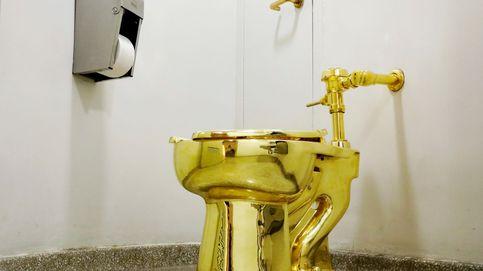 'América', el inodoro de oro macizo y Mila Kunis, mujer del año del 'Hasty Pudding Theatricals': el día en fotos