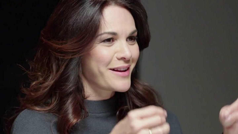 Fabiola Martínez, en 'Mi casa es la tuya'.  (Mediaset España)