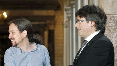 Podemos y PP 'asaltan' Cataluña para hacer campaña este fin de semana