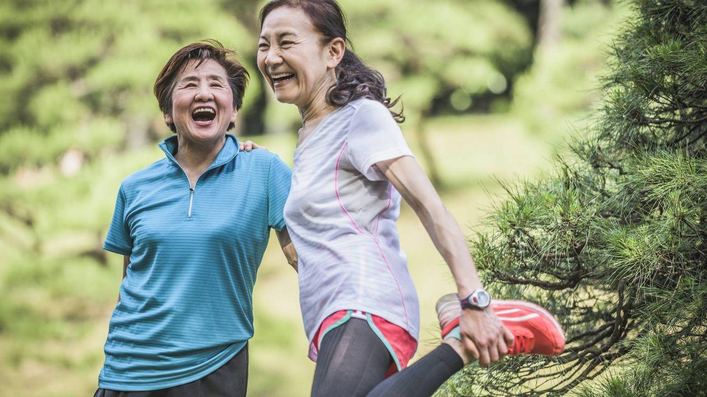 El método japonés para tonificar el cuerpo con cuatro minutos al día