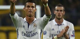 Post de Cristiano Ronaldo: ángel o demonio con cinco años más de gracia florentina