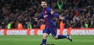 Post de Messi hace añicos al Girona con una actuación memorable