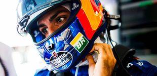 Post de Carlos Sainz ya tiene una primera respuesta: el MCL34 está todavía crudo