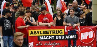 Post de El Constitucional alemán rechaza ilegalizar al partido nazi NPD