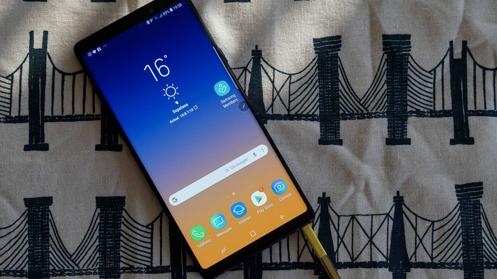 Probamos el Samsung Galaxy Note 9: ¿vale la pena dejarse más de 1.000€ en este móvil?