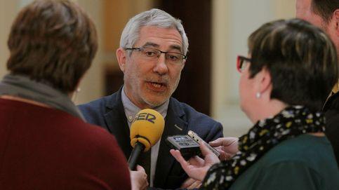 Llamazares dimite como diputado y no será candidato en las primarias de Asturias