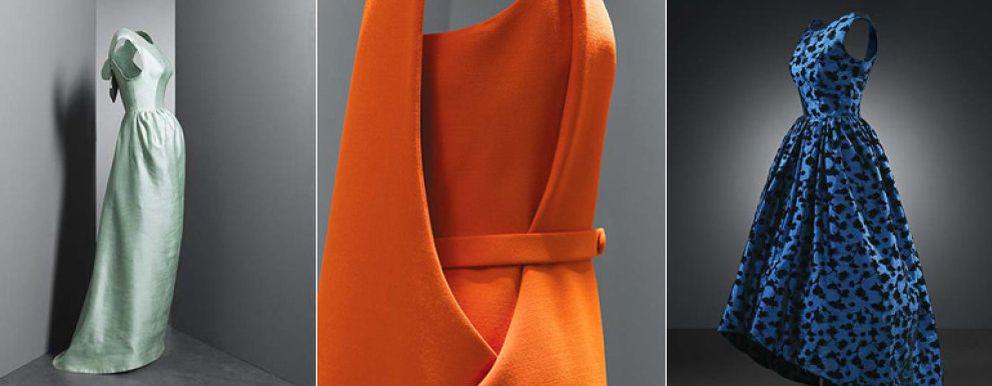 Foto: Los diseños de Balenciaga, en el objetivo de Outumuro