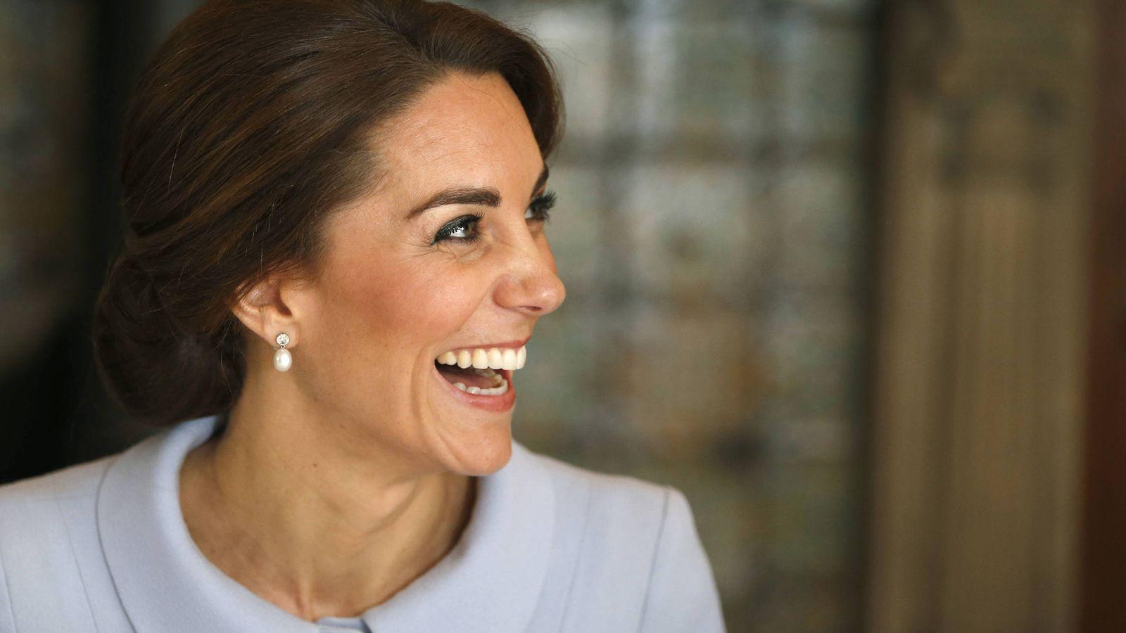 Foto: La duquesa de Cambridge en una imagen de archivo (Reuters)