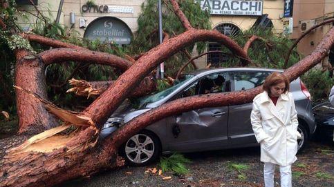Al menos nueve muertos en Italia por el temporal de lluvia y viento