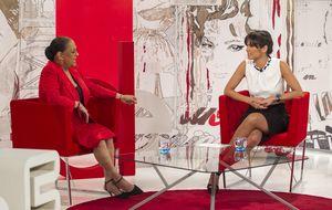 Charlamos con Elena Sánchez, sustituta de Concha Velasco al frente de 'Cine de Barrio'