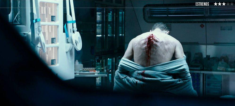 Foto: Fotograma de 'Alien: Covenant'.