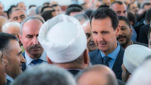 Un exviceministro y un líder opositor se enfrentan a Al Asad, en el poder desde el 2000