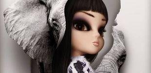 Post de La influencer virtual que colabora con Kim Kardashian y Dior