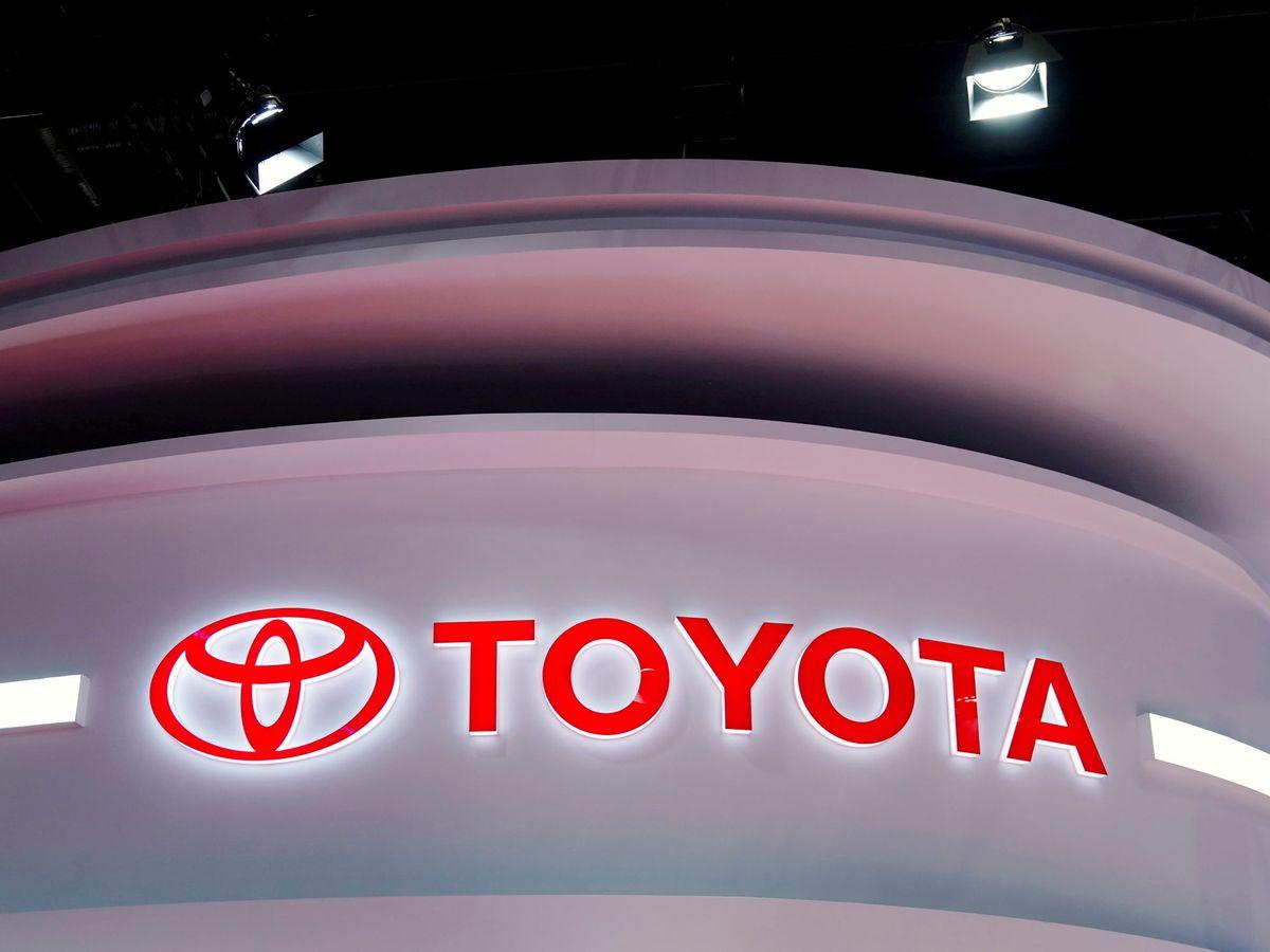 Foto: El logo de Toyota. (Reuters)
