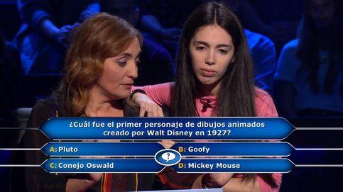 Amenaza con desheredar a su hija si falla una pregunta en '¿Quién quiere ser millonario?'