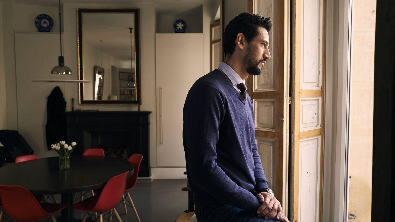 El actor de 'El Príncipe' es ahora coach de ejecutivos. (Foto: Daniel Sánchez Alonso)