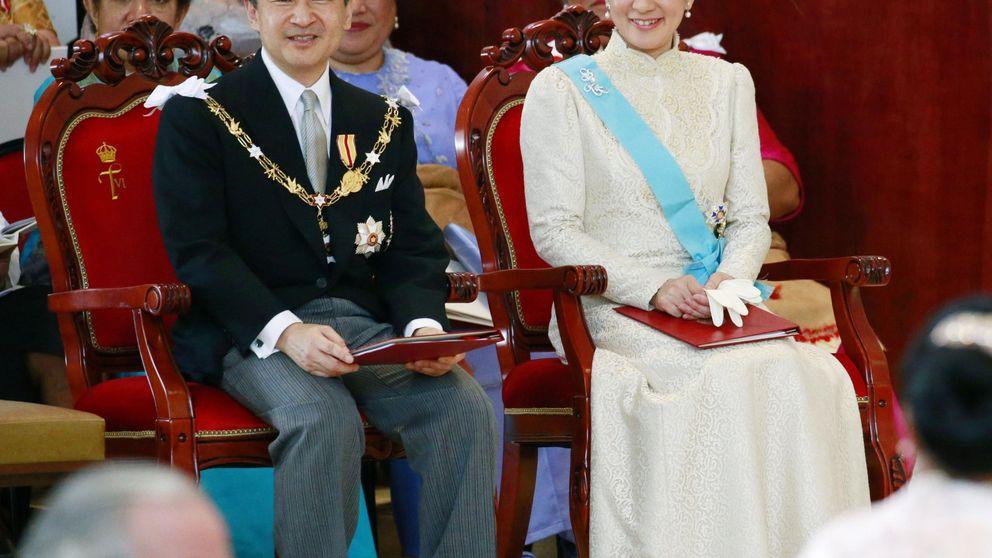 Masako, la princesa que solo sale de su enclaustramiento para ir a coronaciones