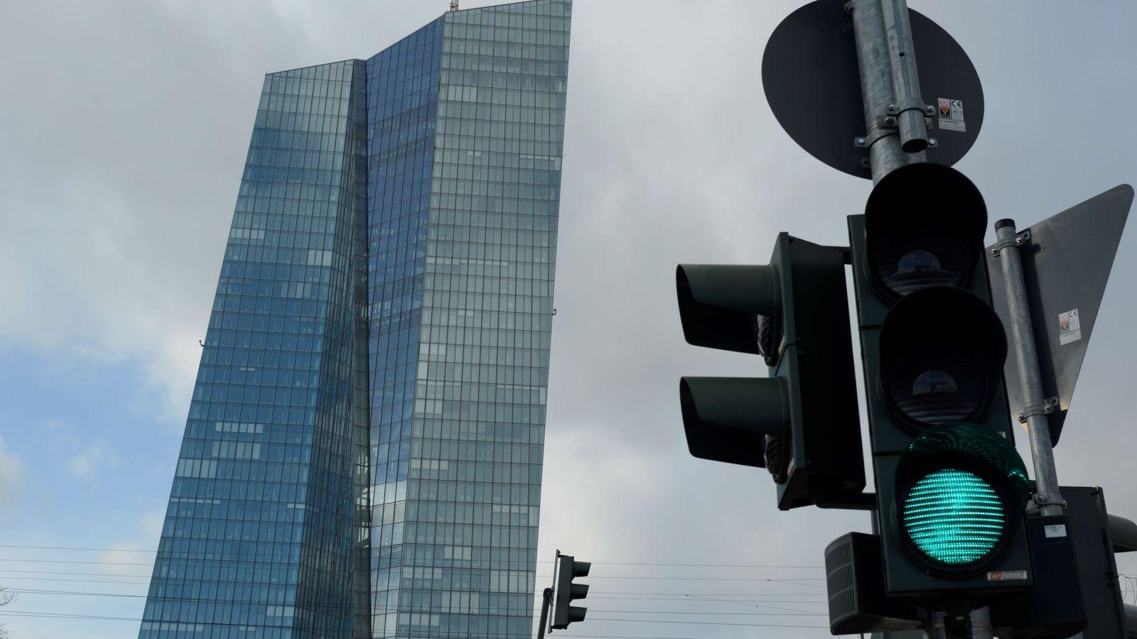 Foto: La sede del Banco Central Europeo (BCE) en Fráncfort, Alemania. (EFE)
