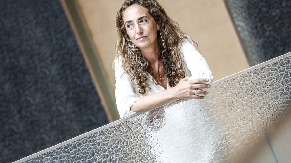 Foto: La eurodiputada Carolina Punset. (Mikel Ponce)