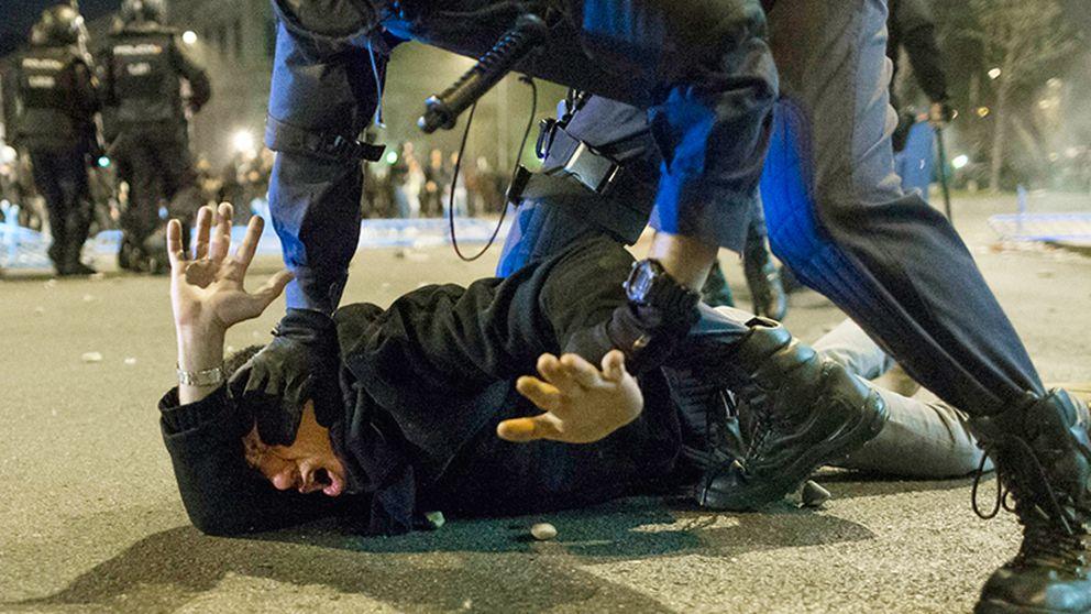 La OSCE acusa a España de perseguir el derecho a manifestarse
