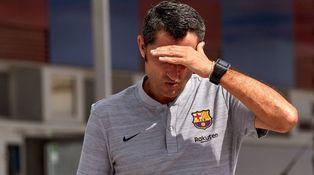 Cuando tapas tus vergüenzas (y las de Valverde) con una derrota del Madrid
