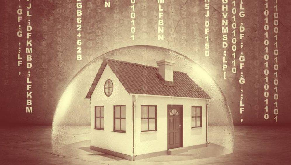 Foto: Lo que parecía imposible... la vivienda en Madrid, a un paso de los máximos del boom. (Foto: iStock)
