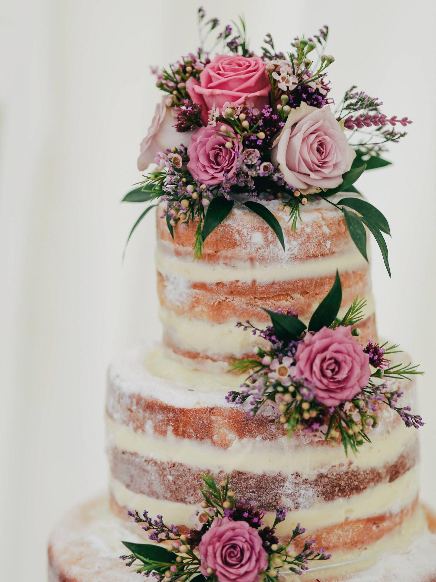 Tendencias en tartas de boda para 2022. ( Photos by Lanty para Unsplash)