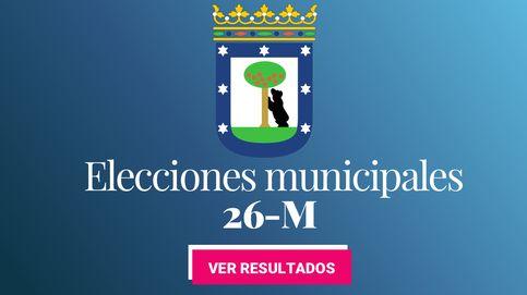 Resultados de las elecciones municipales 2019 en Madrid