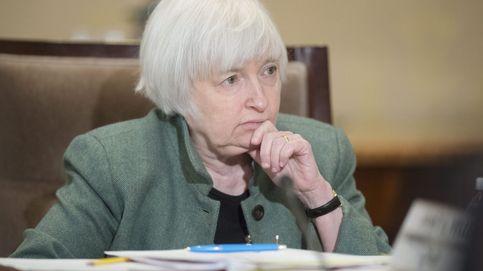 Yellen se ve las caras con un mercado que prevé otra subida de tipos en junio