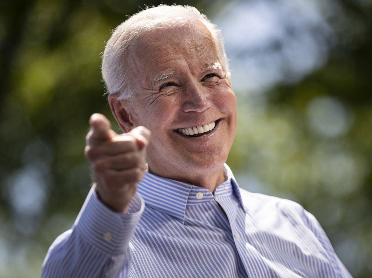 Foto:  Joe Biden. (Getty)
