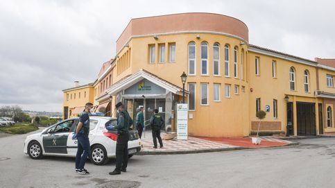 Diez ancianos fallecidos en una residencia de Cájar (Granada)