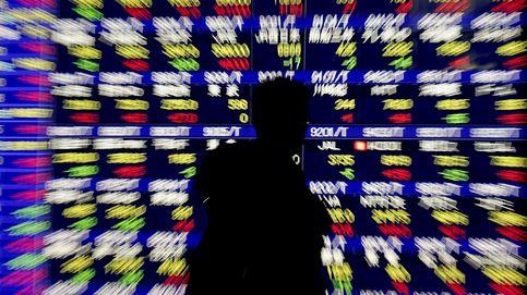 El Ibex salva 'in extremis' los 11.000 ante la estampida en la banca
