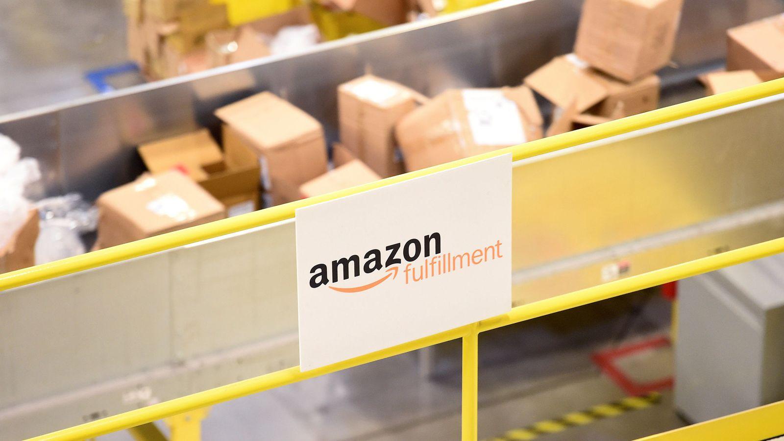 Foto: Amazon también está de rebajas (Reuters)