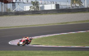 ¿Existe rival para Márquez? Marc logra su tercera pole consecutiva