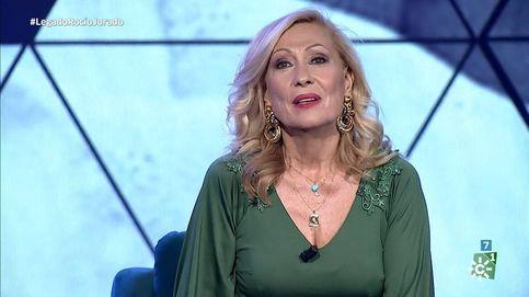 Rosa Benito se sienta en Canal Sur: ¡Si tengo que sacar las uñas, voy a muerte!
