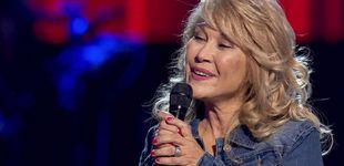 Post de Helena Bianco, la estrella de los 70 que nunca logró ir a Eurovisión, gana 'La Voz'