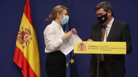 PSOE y UP envían a Bruselas su acuerdo de investidura para evitar la ruptura interna