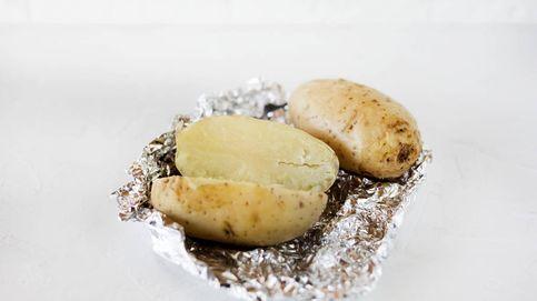 Truco: cómo asar patatas rápidamente en el microondas