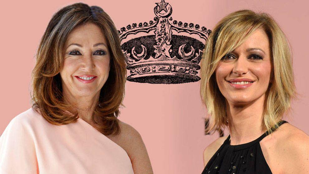 Susanna Griso, ¿un embarazo a lo Ana Rosa?: Dentro de unos meses hablamos