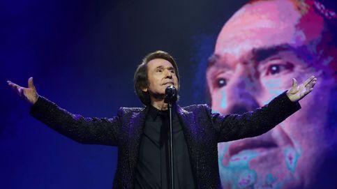Raphael da en Madrid el primer concierto multitudinario desde el inicio de la pandemia