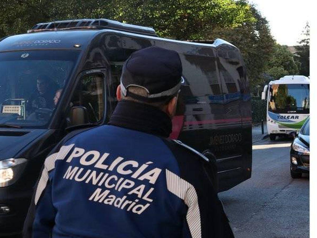 Foto: Foto: Policía Municipal de Madrid