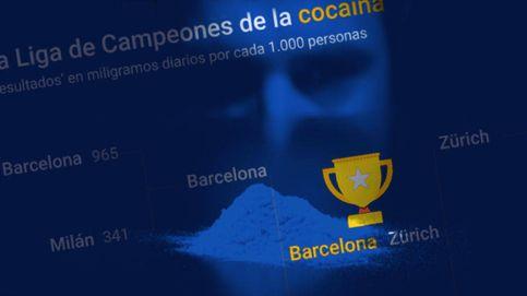 Barcelona supera en la final a Zúrich y se alza con la Champions League de la cocaína