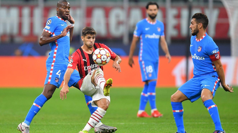 Brahim Díaz fue uno de los mejores jugadores del encuentro. (Reuters)